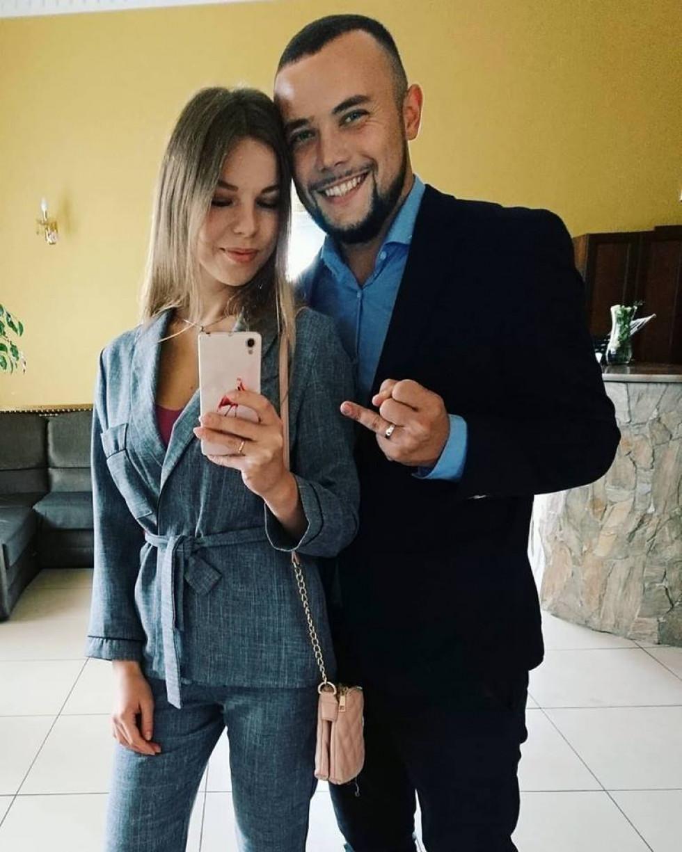 Щасливе подружжя