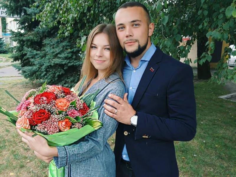 Роман та Олеся Ткачуки