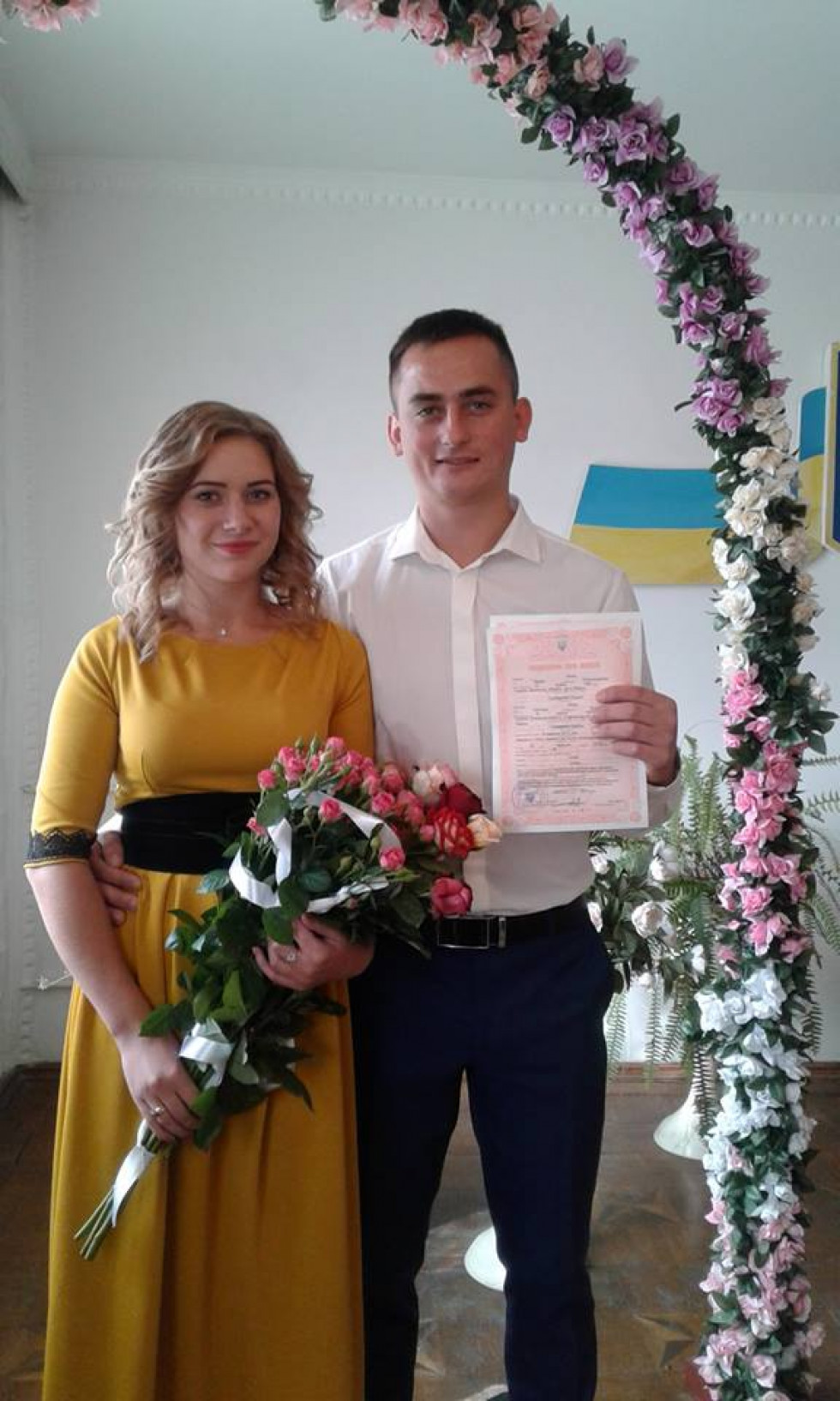 Вадим Оксюк та Світлана Резюк
