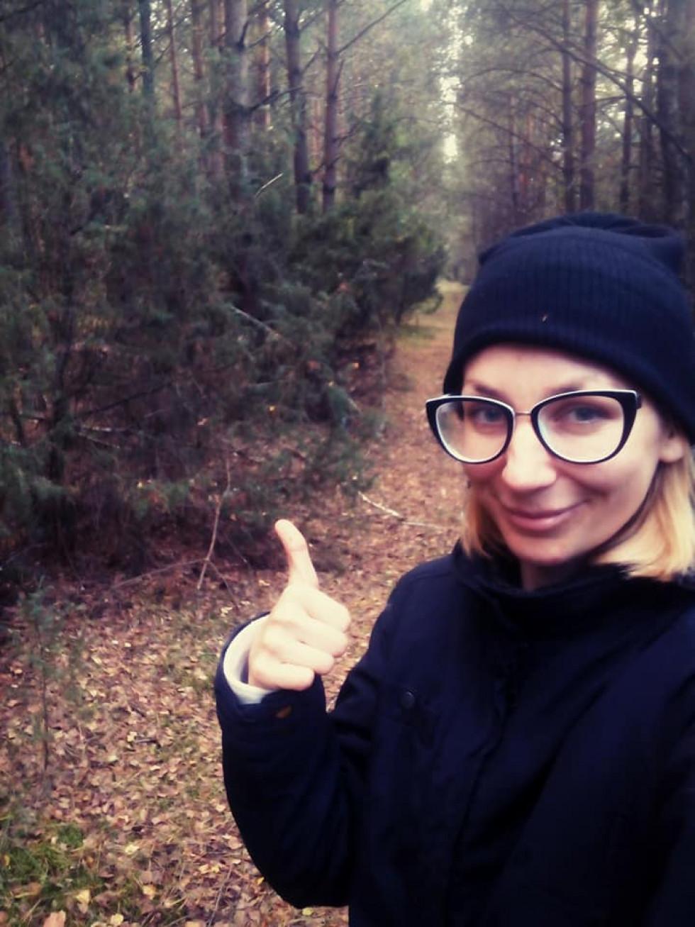 Письменниця Ореста Осійчук