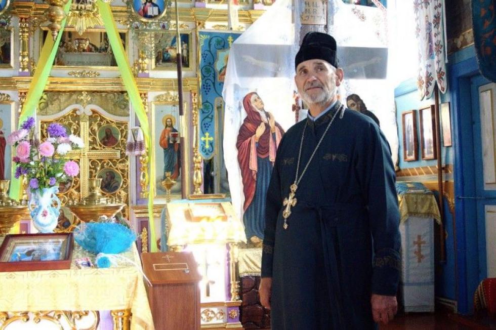 Отець Микола Хлуд