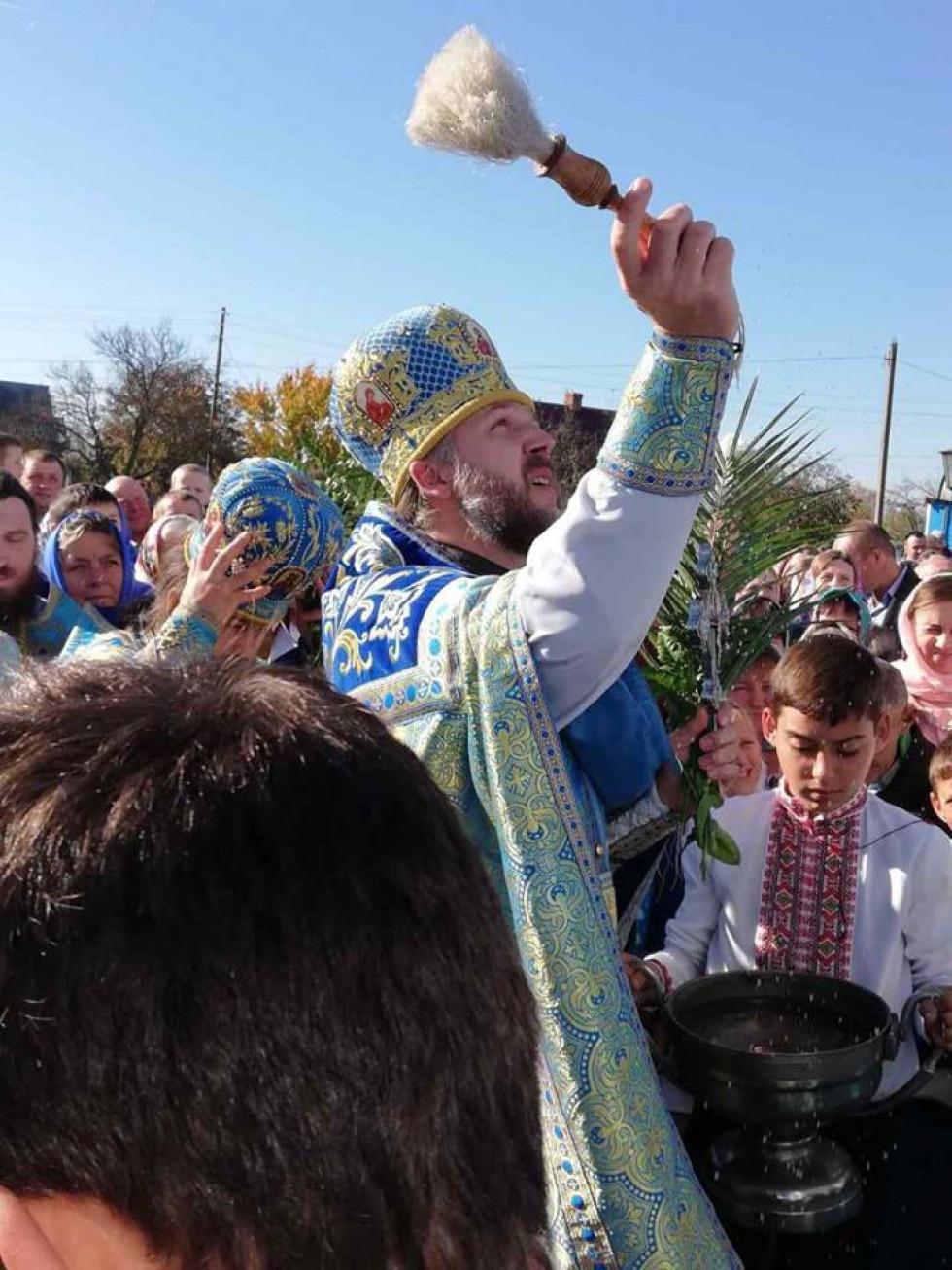 Священик Віктор Панчук