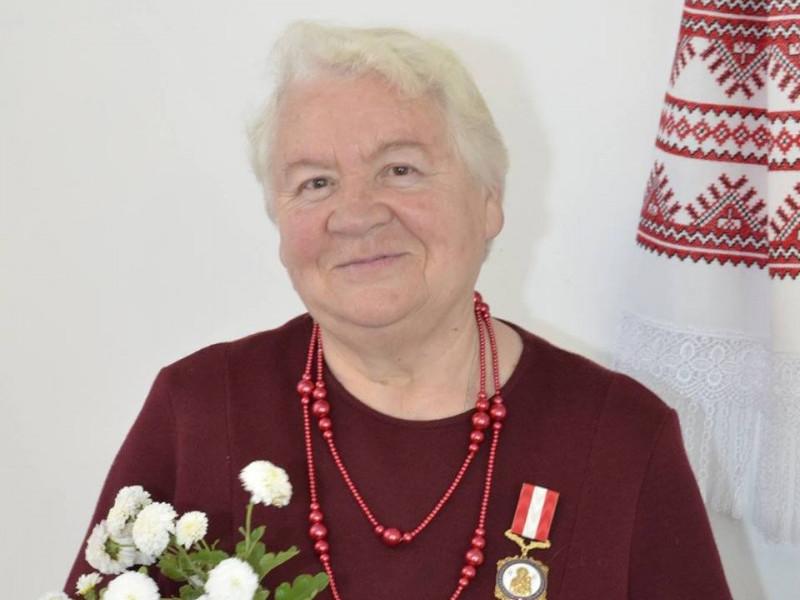 Олена Чабан