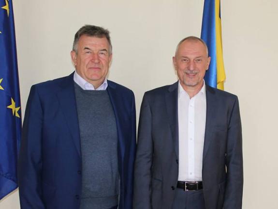 Олександр Савченко і Сергій Шевчук
