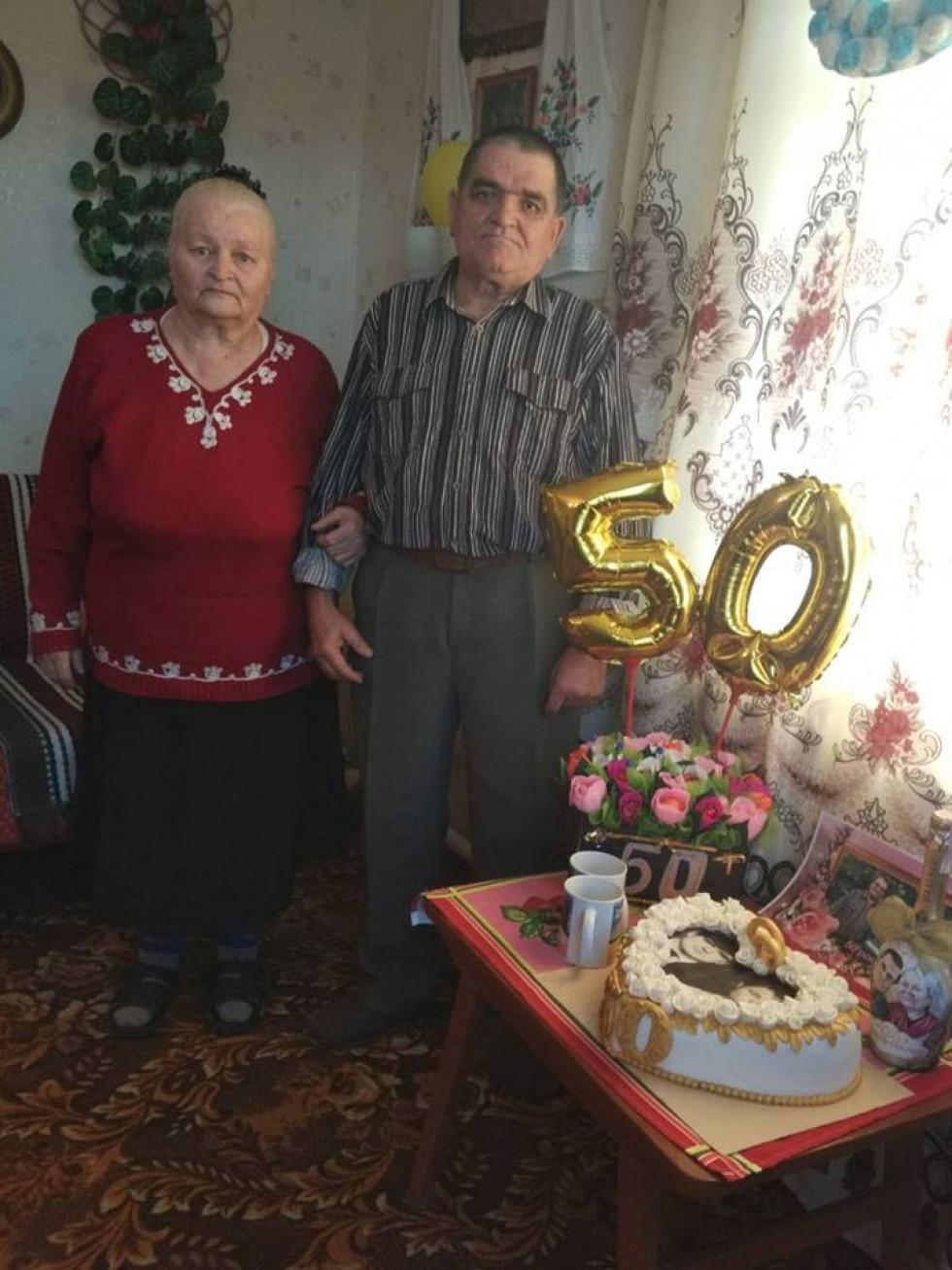Микола та Галина