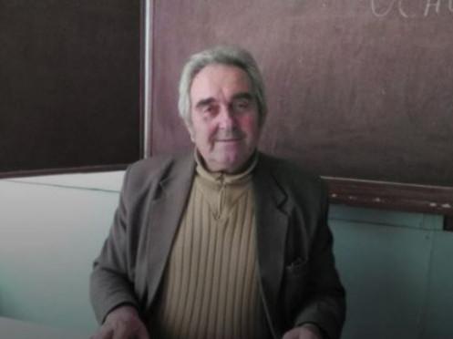 Заслужений учитель України Євген Король