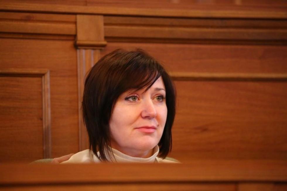 Ірина Вахович (УКРОП)