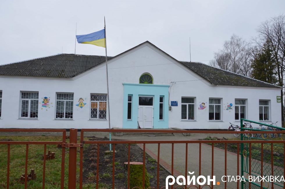 У цій школі Ольга Іванівна працює вже майже 45 років